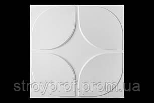 3D панели «Скаты-круг» Бетон, фото 2
