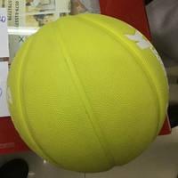 Мяч баскетбольный BT-BTB-0023 резиновый, размер 7 640г 2цв.ш.к./40/