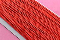 Сутаж арт. 946/3мм цв.163 красный, цена за упаковку 33 метра.