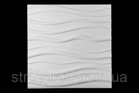 3D панели «Лианы» Бетон, фото 2