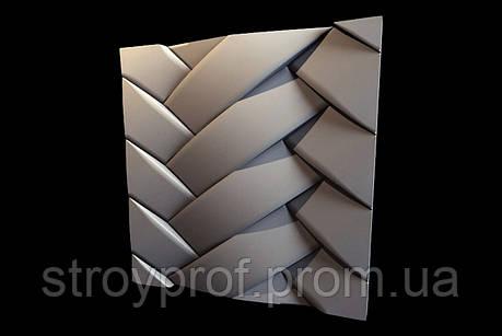3D панели «Переплет» Бетон, фото 2