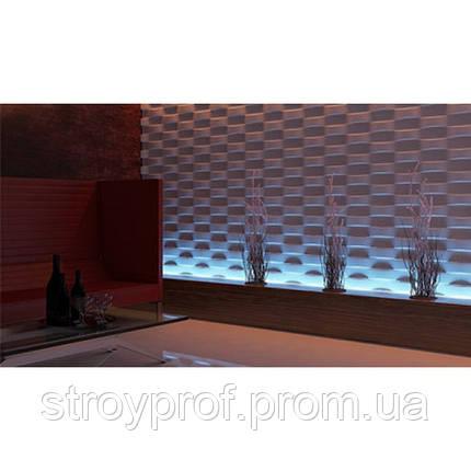 3D панели «Кирпичи» Бетон, фото 2