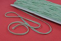 Сутаж арт. 946/3мм цв.181 светло-зеленый, цена за упаковку 33 метра.