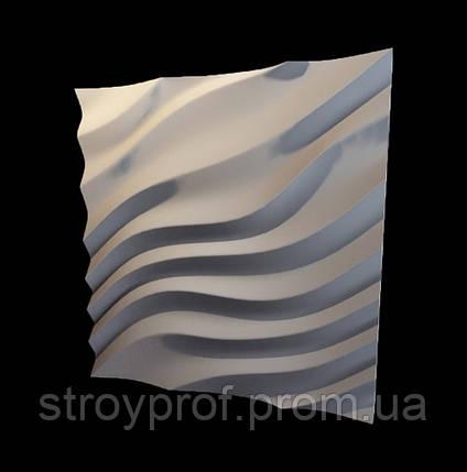 3D панели «Дюны» Бетон, фото 2