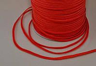 Сутаж арт. 946А/4мм цв.163 красный, цена за упаковку 200 метров.