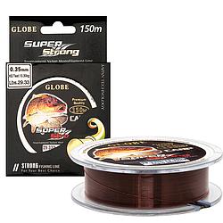 Леска Globe Carp 150м 0.60мм br(10шт)