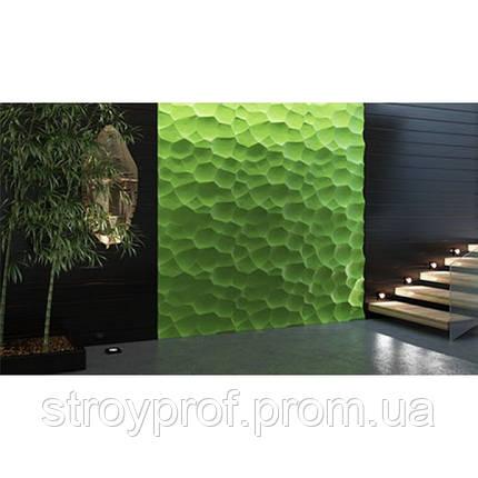 3D панели для стен «Ракушки» Бетон, фото 2