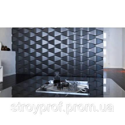3D панели «Чешуя» Бетон, фото 2