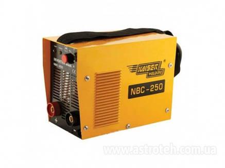 Сварочный инвертор Kaiser NBC 250, фото 2