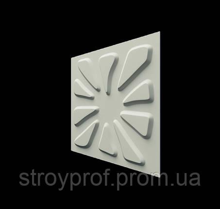 3D панели «Розали» Бетон, фото 2