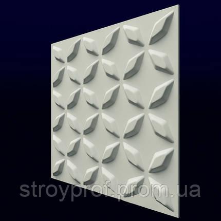 3D панели «Нейт» 4, Бетон, Плитка, фото 2