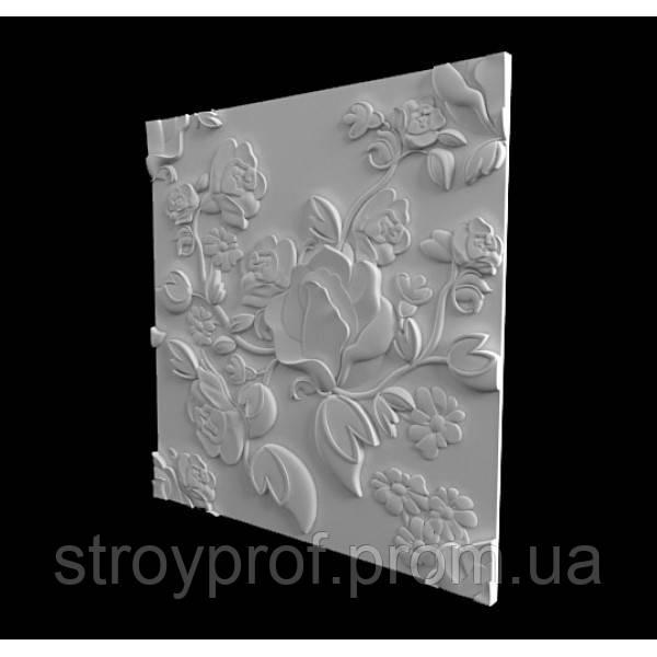 3D панели «Spring» Бетон