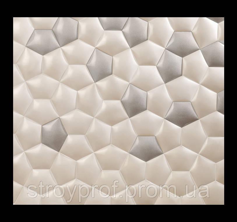 3D панели «Паола» Бетон