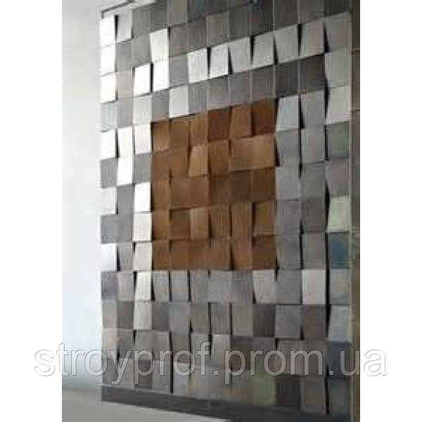 3D панели «Эльче» Бетон