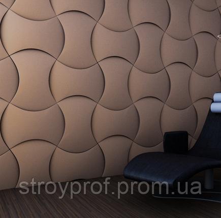 3D панели «Гуттиэрэ» Бетон, фото 2