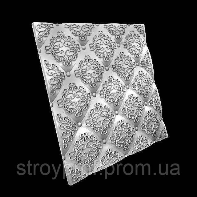 3D панели «Беллучи» Бетон