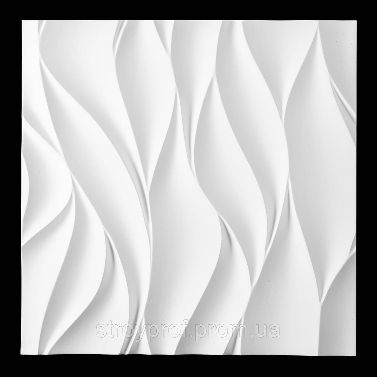 3D панели «Арабелла» Бетон