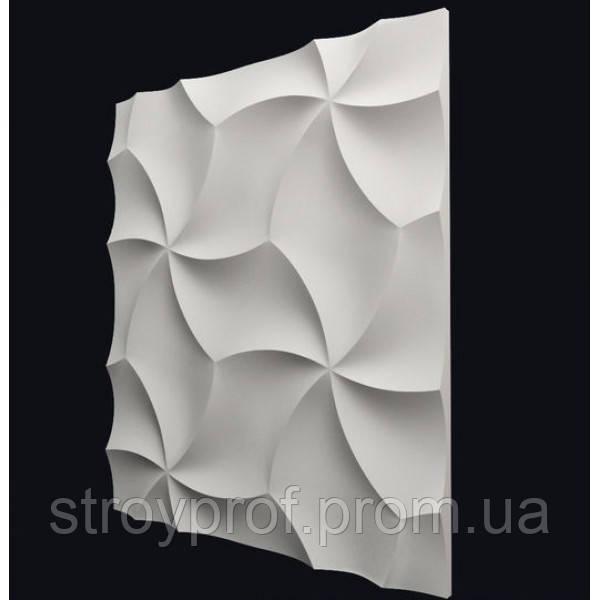 3D панели «Оригами» Бетон