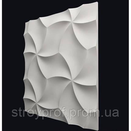 3D панели «Оригами» Бетон, фото 2