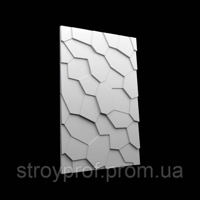 3D панели «Bazal't» Бетон