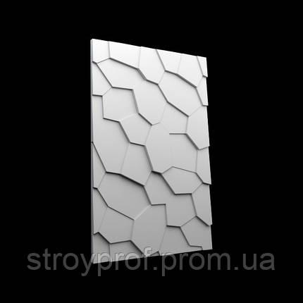 3D панели «Bazal't» Бетон, фото 2