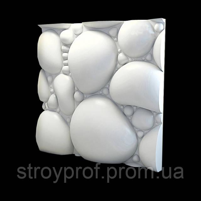 3D панели «Bulyznik» Бетон