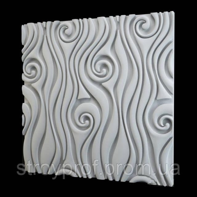 3D панели «Kora» Бетон