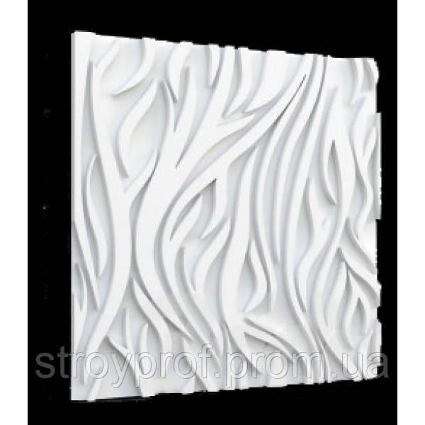 3D панели «Les» Бетон