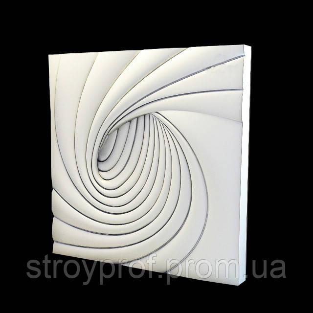 3D панели «Tornado» Бетон