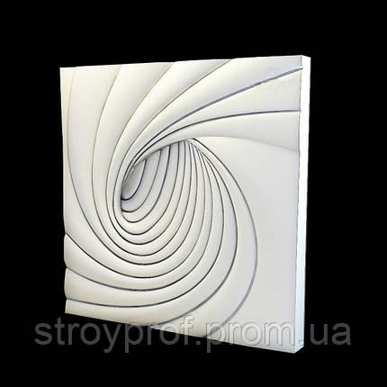 3D панели «Tornado» Бетон, фото 2