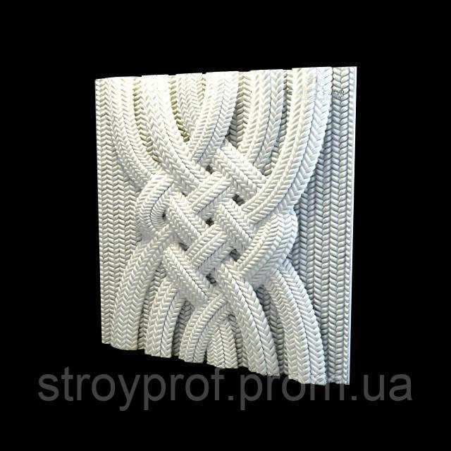 3D панели «Uzel» Бетон