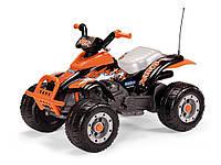 Детский квадроцикл PEG-PEREGO Corral T-Rex, Черный