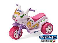Трицикл для девочек PEG-PEREGO Mini Princess