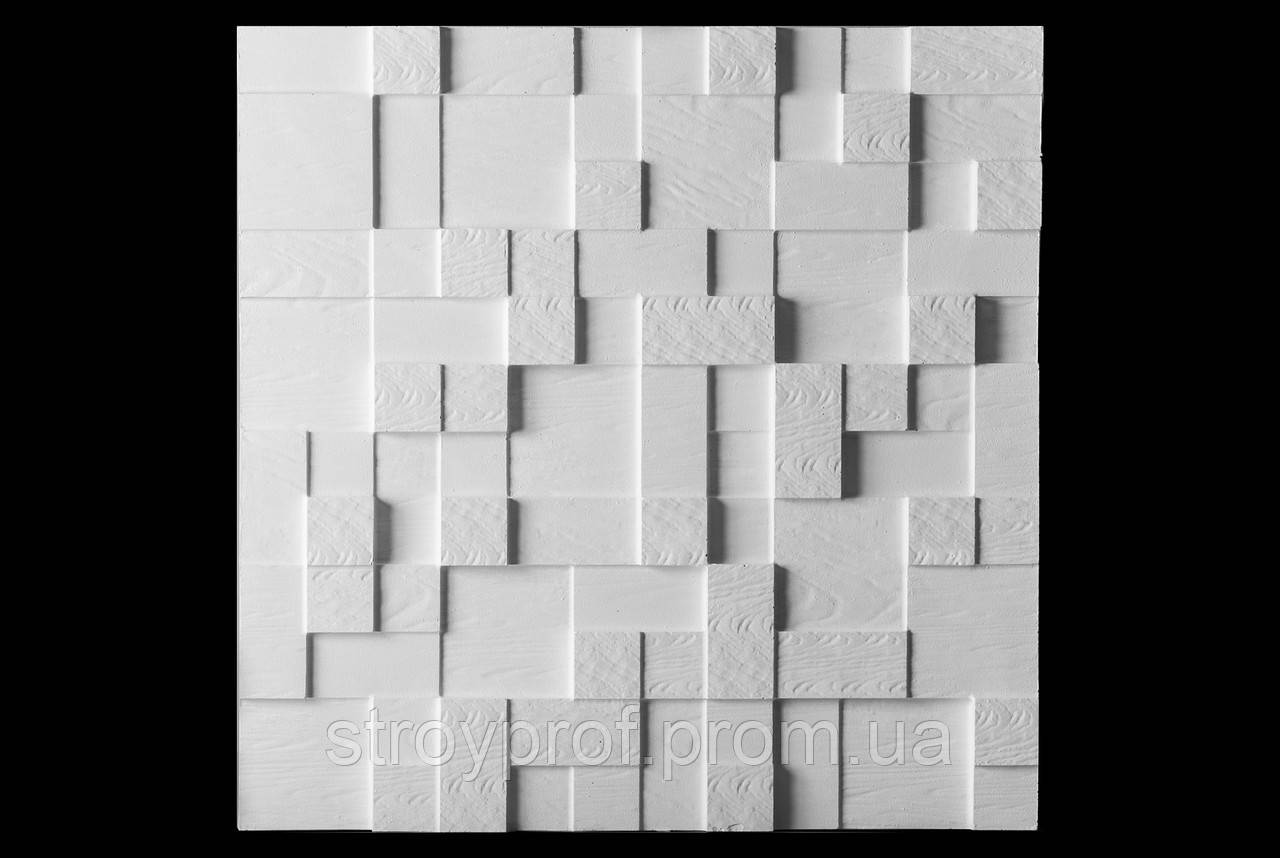 3D панели «Абремо» Бетон
