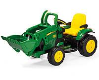 Детский трактор Peg-Perego John Deere Ground Loader