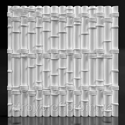 3D панели «Bamboo» Бетон, фото 2
