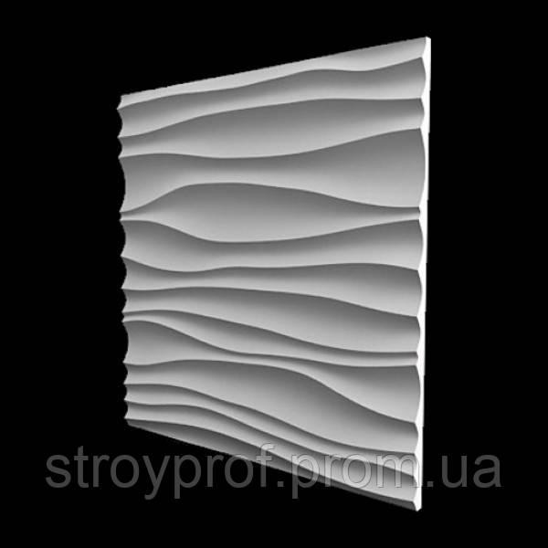 3D панели «Зубен» Бетон
