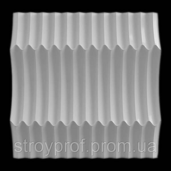 3D панели «Меропа» Бетон