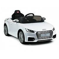 Детский электромобиль AUDI TTS 12V (белый)