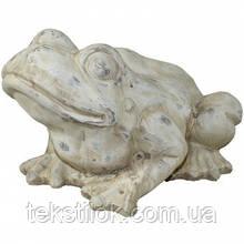 Статуэтка Лягушка керамика - садовая фигура