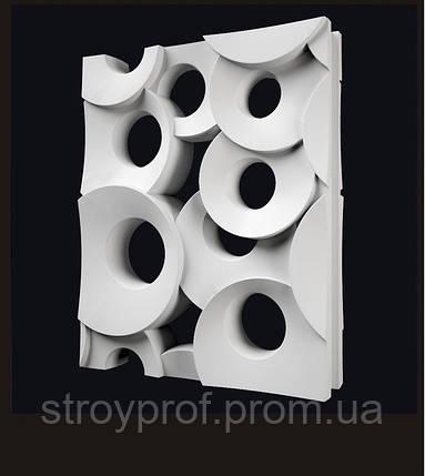 Гипсовые перегородки «Кольца», фото 2