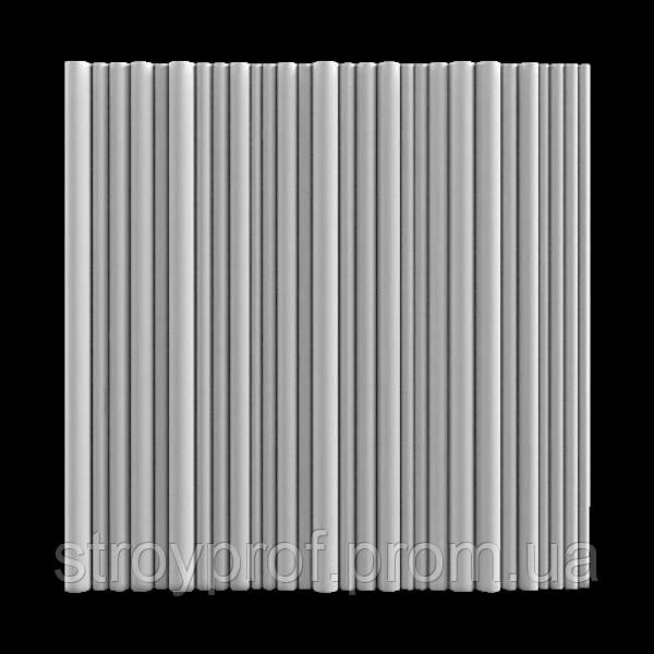 3D панели «Тобус» Бетон