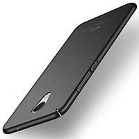 Чехол оригинальный MSVII для Meizu M5 Note бампер black sand