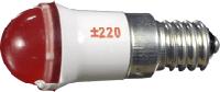 Лампа СКЛ-9 (Цоколь Е14/25х17)