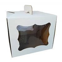 Коробка для торта 230х230х210