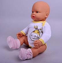 Бодік довгий рукав для немовлят