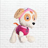 Детская мягкая игрушка 20см,щенячий патруль,щенок Скай