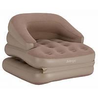Кресло надувное Vango Sofa Bed Single Nutmeg