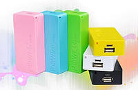 Портативное зарядное устройство Power Bank 2x18650