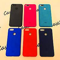 Чехол Logo для Xiaomi Mi A1 (6 цветов)